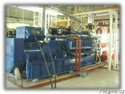 Газопоршневая электростанция SUMAB (MWM) 2000 Квт - фото 3