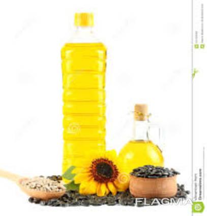 Refined Sunflower oil in bottles 1l,3l,5l