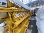 Б/У дизель-генератор CAT-7400 MS, 5200 Квт, 2011 г. в - фото 1