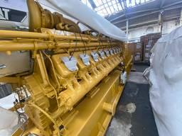 Б/У дизель-генератор CAT-7400 MS, 5200 Квт, 2011 г. в