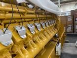 Б/У дизель-генератор CAT-7400 MS, 5200 Квт, 2011 г. в - фото 2