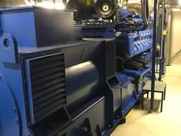 Б/У газопоршневая электростанция MWM TCG 2020 V16, 1600 Квт