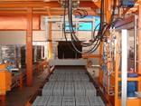 Б/У вибропресс автоматическая блок линия Universal 1000 (1300-1500 м2), 2013 г. в. - фото 9