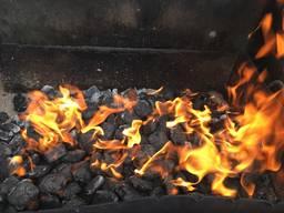 Charcoal briquette FSC / Βερνίκι κάρβουνο FSC - photo 2