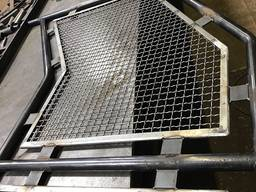 Crimped steel wire mesh and products made of it - photo 8