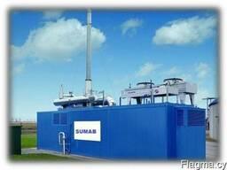 Газопоршневая электростанция SUMAB (MWM) 1500 Квт - фото 2