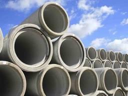 Оборудование для производства бетонных труб, колец. Швеция