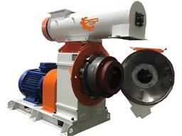 Pellet press, granulation line