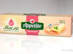 """""""Appetito"""" spread (Alpine) 82. 5% 500gr"""