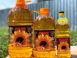 Unrefined sunflower oil - фото 3